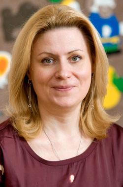 Шишкунова Людмила Александровна