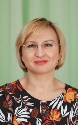 Геращенко Оксана Николаевна